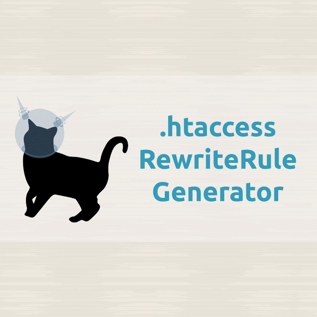 Batch RewriteRule Generator (301 / Rewrite)