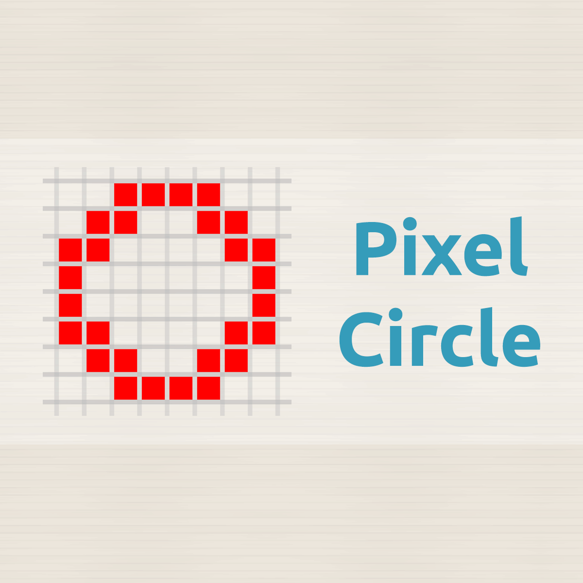 Phenomenal Pixel Circle Oval Generator Minecraft Donat Studios Wiring Digital Resources Remcakbiperorg